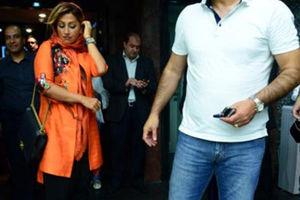 علی دایی ارزوی کودک را برآورده کرد