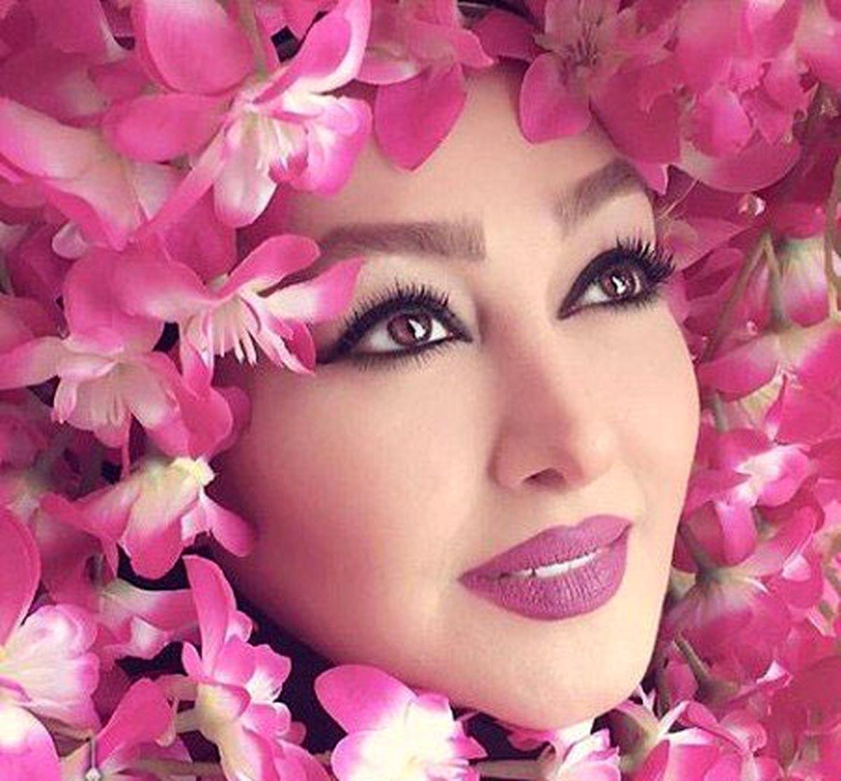 بارداری الهام حمیدی از همسر دومش فاش شد + عکس