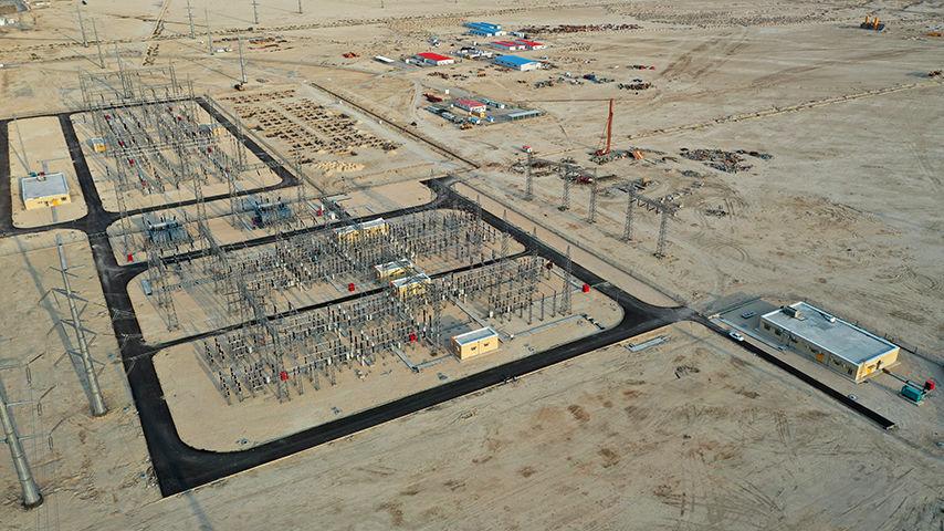 برق کامل فاز نخست بزرگترین کارخانه آلومینیوم کشور تامین شد