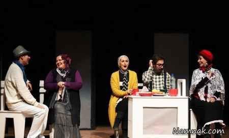 بهراه رهنما و دهقان در نمایش اسپانیایی