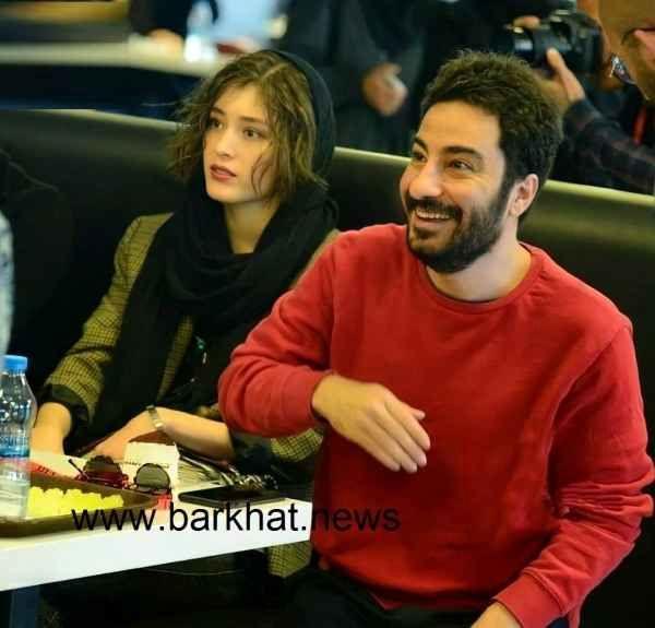 عکس کمتر دیده شده از نوید محمدزاده و فرشته حسینی + عکس