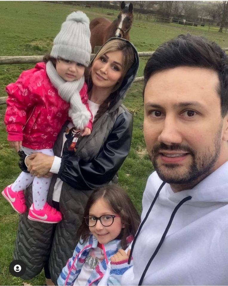 رپ خوانی دختر شاهرخ استخری جنجالی شد + فیلم