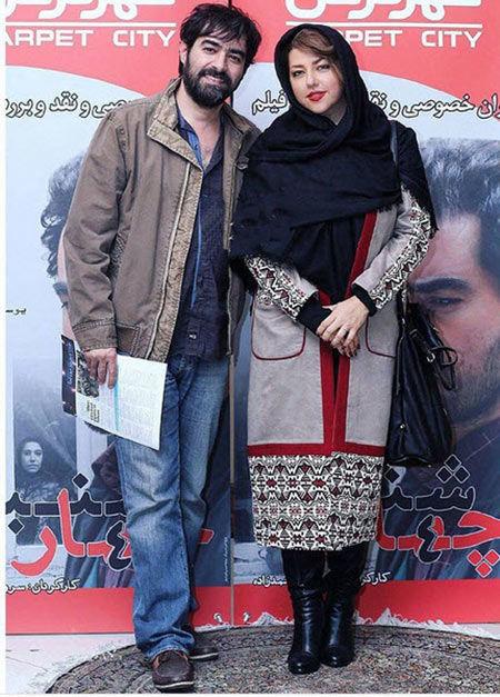 شهاب حسینی|عکس لورفته و غیر اخلاقی در اغوش خانم بازیگر + عکس . بیوگرافی