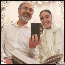 عکس لورفته از خوش گذرانی مهدی پاکدل و همسر دومش + عکس خصوصی