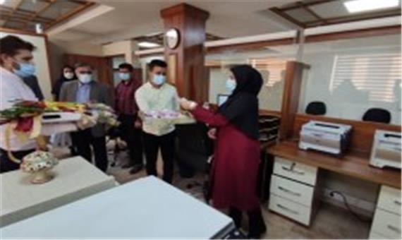 مراسم گرامیداشت روز زن در سازمان منطقه آزاد کیش