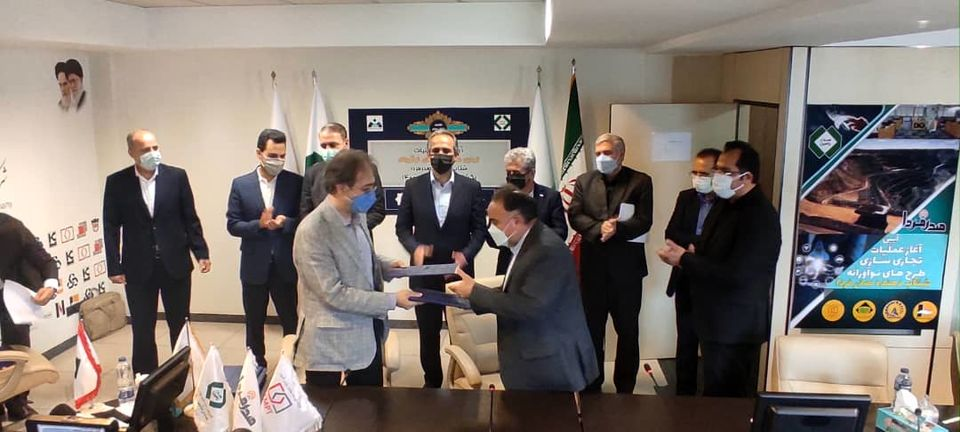 امضای ۴ تفاهم نامه تجاری سازی حوزه فن آوری در تاصیکو