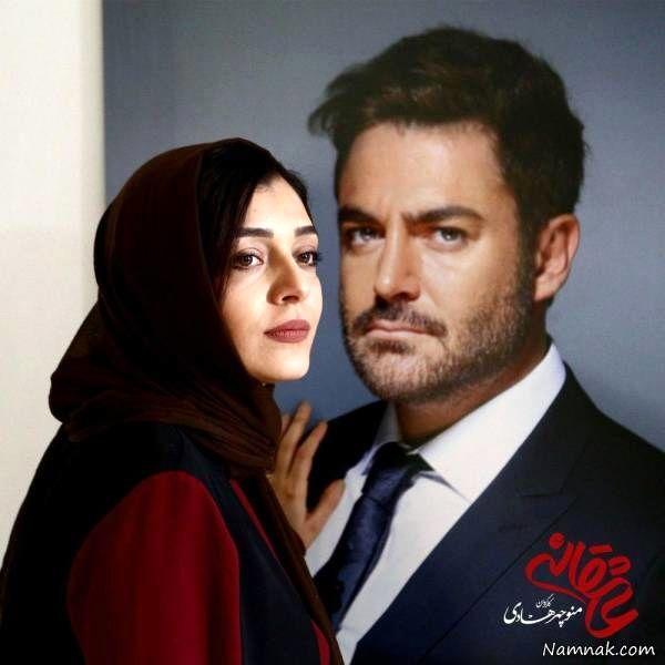 از همسر محمدرضا گلزار رونمایی شد + عکس
