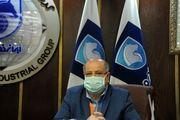 فرمانده عملیات مدیریت کرونا از ایران خودرو قدردانی کرد