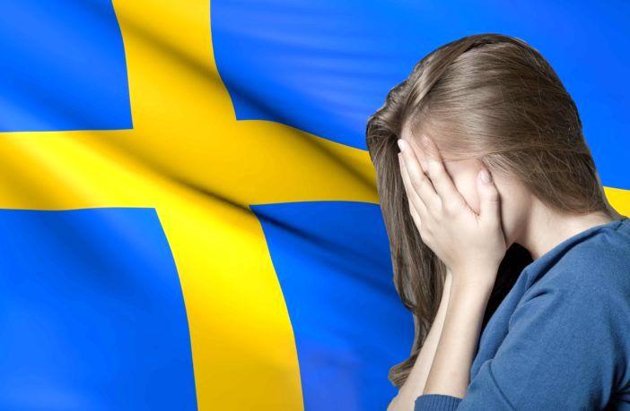 رشد روزافزون تجاوز در اروپا؛ یک سوم دختران سوئدی در سال ۲۰۱۷ مورد تجاوز جنسی قرار گرفتند