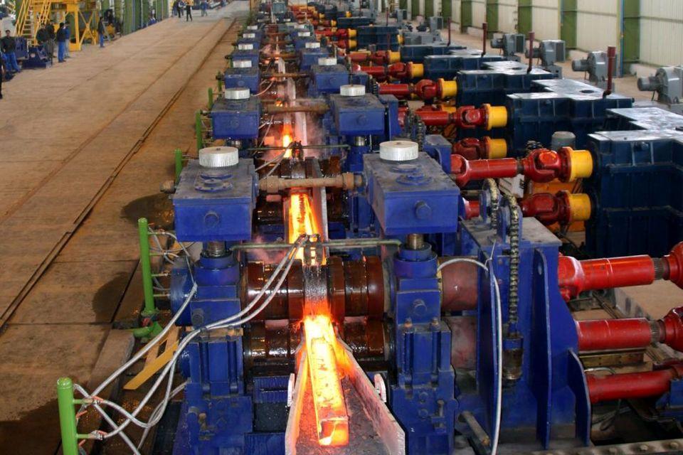 افزایش تولید و صادرات فولاد بناب در سال 99