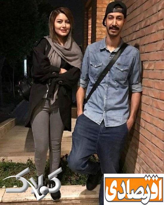عکس لورفته از بهرام افشاری و همسرش جنجالی شد + بیوگرافی