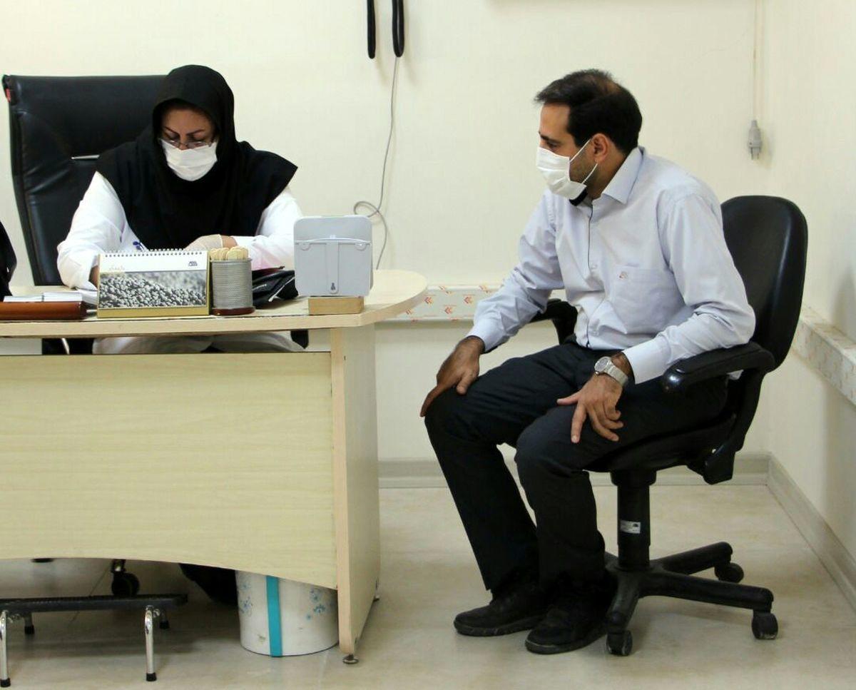 اولویت انکارناپذیرِ پایش سلامت کارکنان