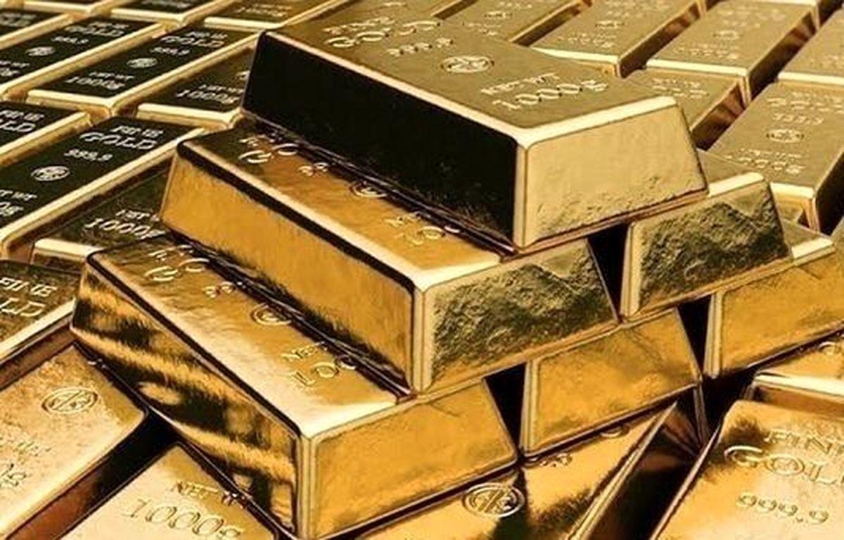 علت کاهش قیمت طلا مشخص شد | شنبه 24 ابان
