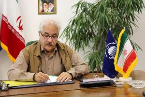 پیام تبریک مدیر عامل چادرملو خطاب به مدیر عامل شرکت انتقال آب خلیج فارس