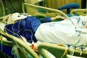 حمله وحشیانه و فجیع پدر به هانیه 17 ساله + عکس تکان دهنده