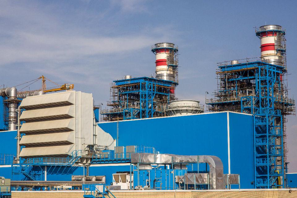 افزایش تولید٦/٥درصدی برق نیروگاه سیکل ترکیبی چادرملو