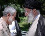 تصویر دیده نشده از سردار سلیمانی و رهبر انقلاب + عکس