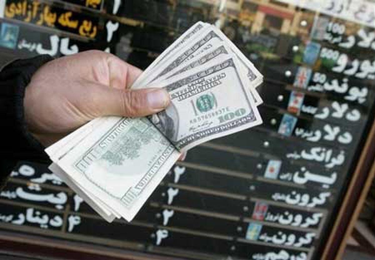 رکورد شکنی دلار / قیمت دلار 30 هزار تومان را رد کرد
