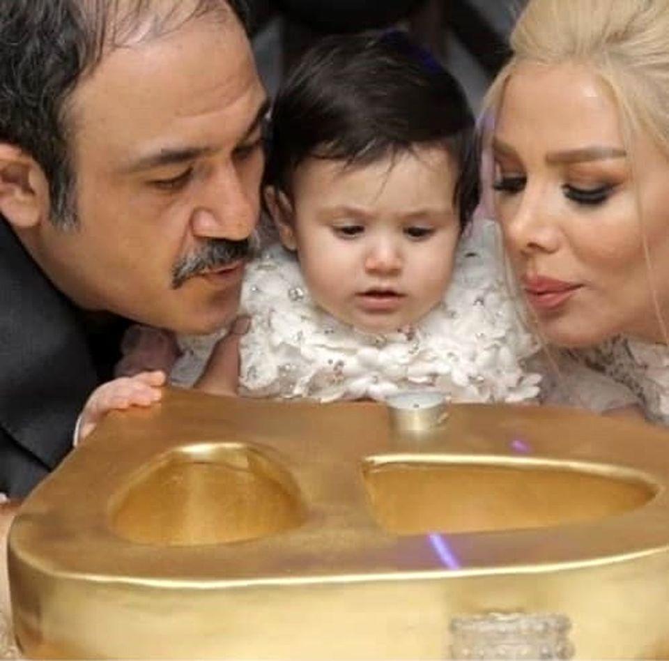 عکس بی حجاب همسر مهران غفوریان درمهمانی خصوصی جنجالی شد + عکس