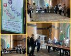 حضور چشمگیر کارکنان پتروشیمی اروند در انتخابات ریاست جمهوری