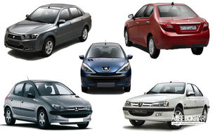 قیمت روز محصولات ایران خودرو | سه شنبه 29 مهر