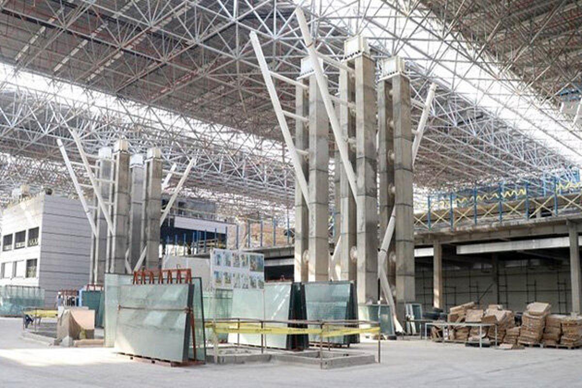 عملیات اجرایی پروژه فرودگاه کیش سرعت می گیرد