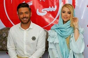 عکس لورفته از محمدرضا گلزار در کنار همسراول فرهاد مجیدی + عکس دیده نشده