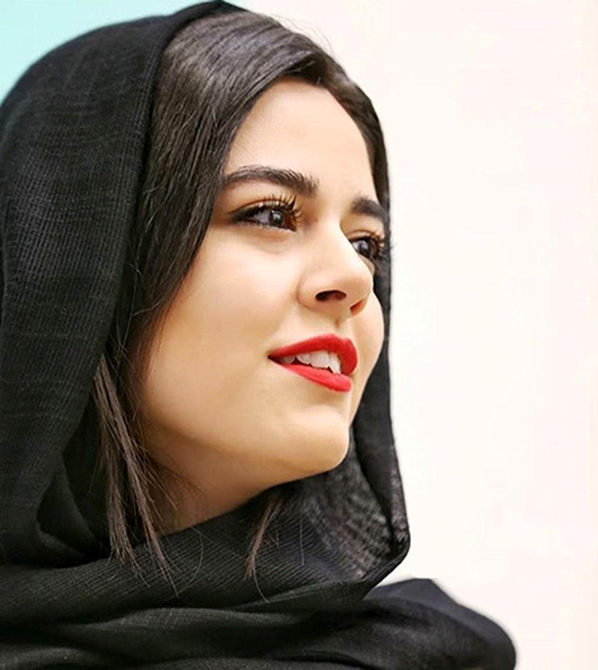 ماهور الوند   لباس باز در لب ساحل جنجالی شد + عکس لورفته