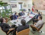 دیدار مدیران راه آهن جمهوری اسلامی ایران  با مدیر مجتمع معدنی چادرملو
