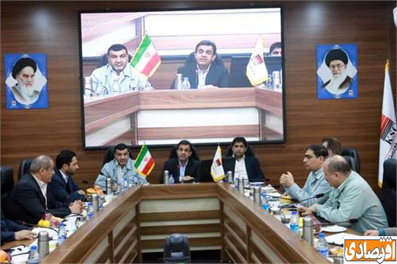روند توسعه در شرکت فولاد خوزستان هیچ گاه متوقف نخواهد شد