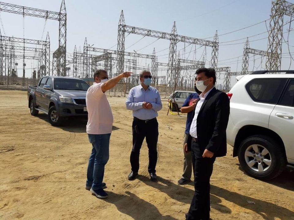 مدیر برنامه ریزی تلفیقی شرکت ملی گاز ایران از ظرفیت های نیروگاهی، پالایشگاهی و پتروشیمی قشم بازدید کرد