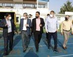 سرمربی کروات تیم ملی فوتبال کشورمان ازروند آماده سازی از امکانات ورزشی کیش ابراز رضایت کرد