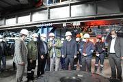 افزایش ۱۰۰درصدی تولید لوله گستر و فولاد اسفراین