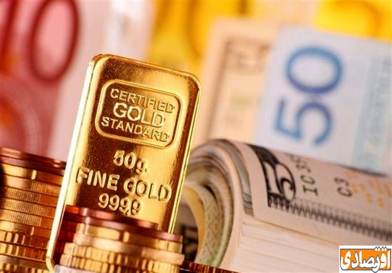 اخرین قیمت طلا ، سکه و دلار در بازار پنجشنبه 24 بهمن