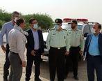 رفع تصرف یک میلیون و 914هزار متر مربع اراضی ملی و دولتی در قشم به ارزش 1340میلیارد ریال
