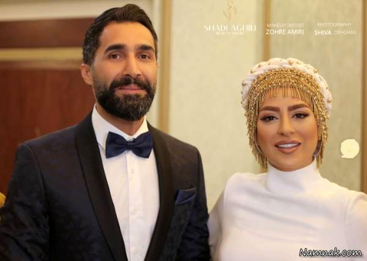 خوشگذرانی لاکچری هادی کاظمی و سمانه پاکدل لورفت + عکس