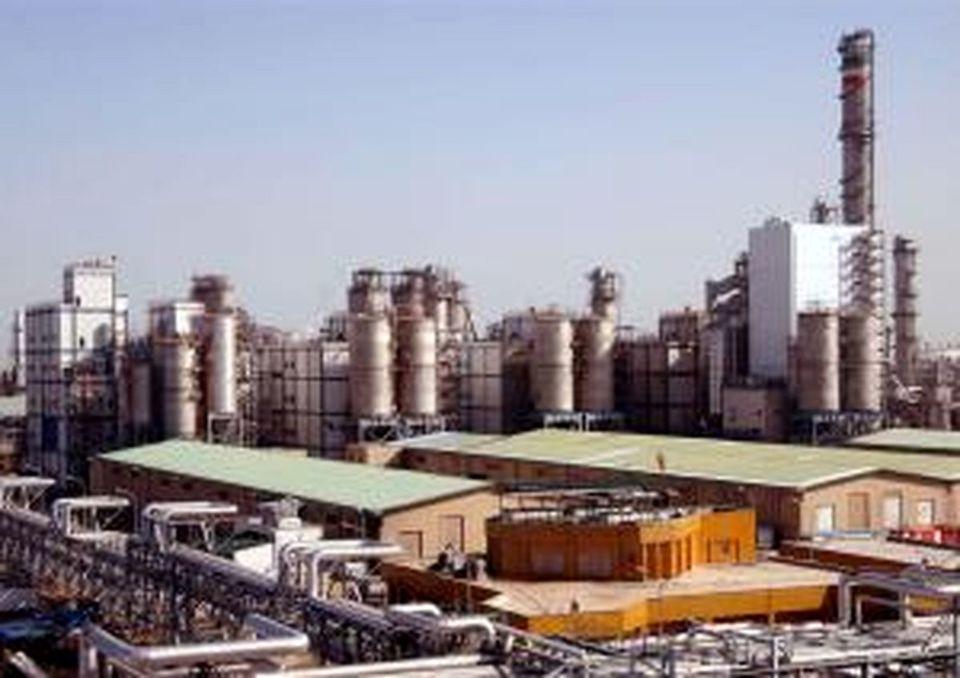 پتروشیمی تندگویان در رده بندی برترینهای ایران 9 پله صعود کرد