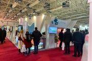 حضور پر رنگ کیش در نمایشگاه گردشگری تهران