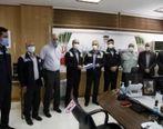 ظهر امروز و طی جلسه ای از دو عضو هیات مدیره باشگاه ذوب آهن اصفهان تکریم و دو عضو جدید این هیات مدیره معرفی شدند