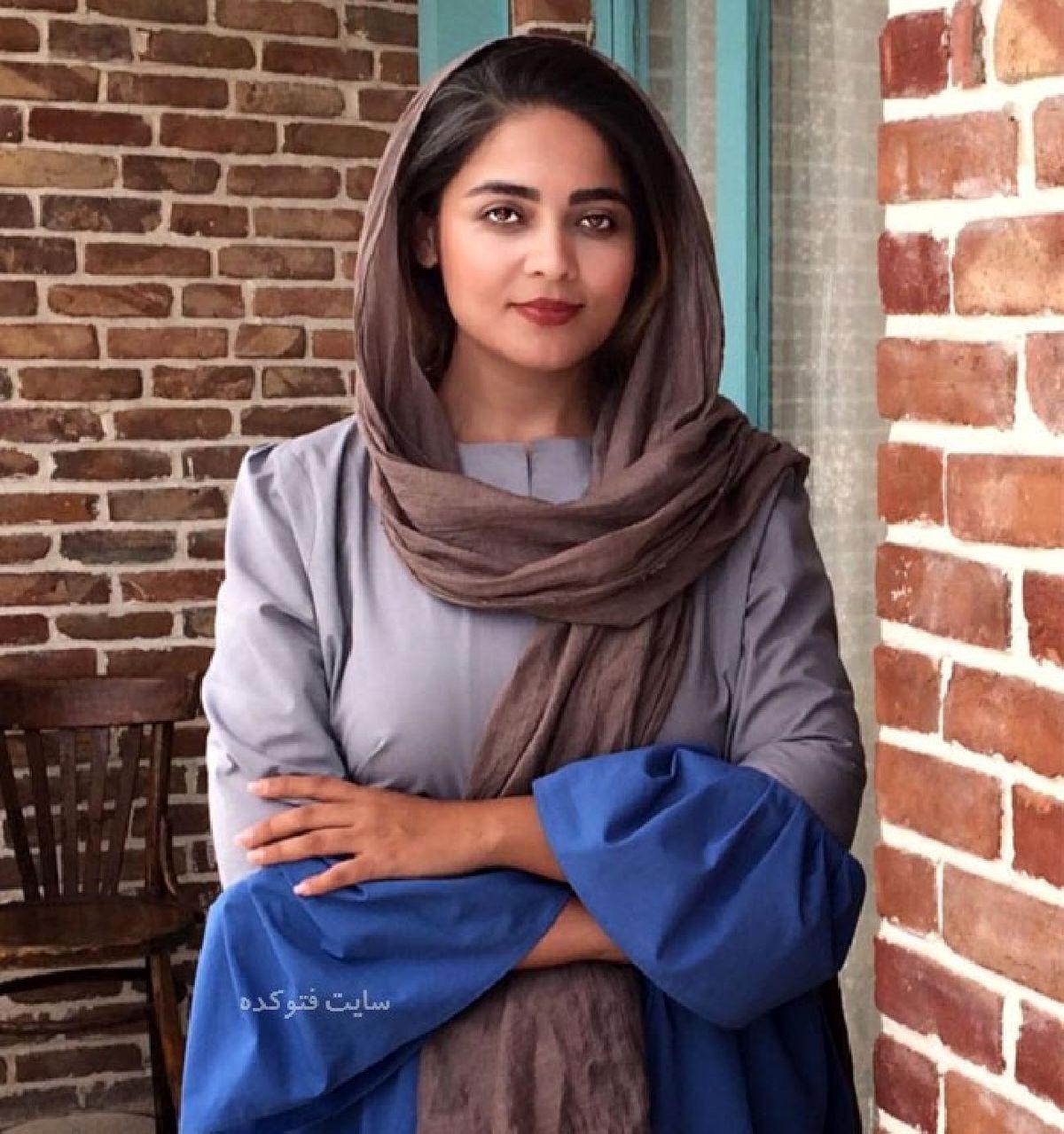 پایتخت 6 | عکس های مدلینگ و زیبای دختر محمود نقاش لو رفت + بیوگرافی