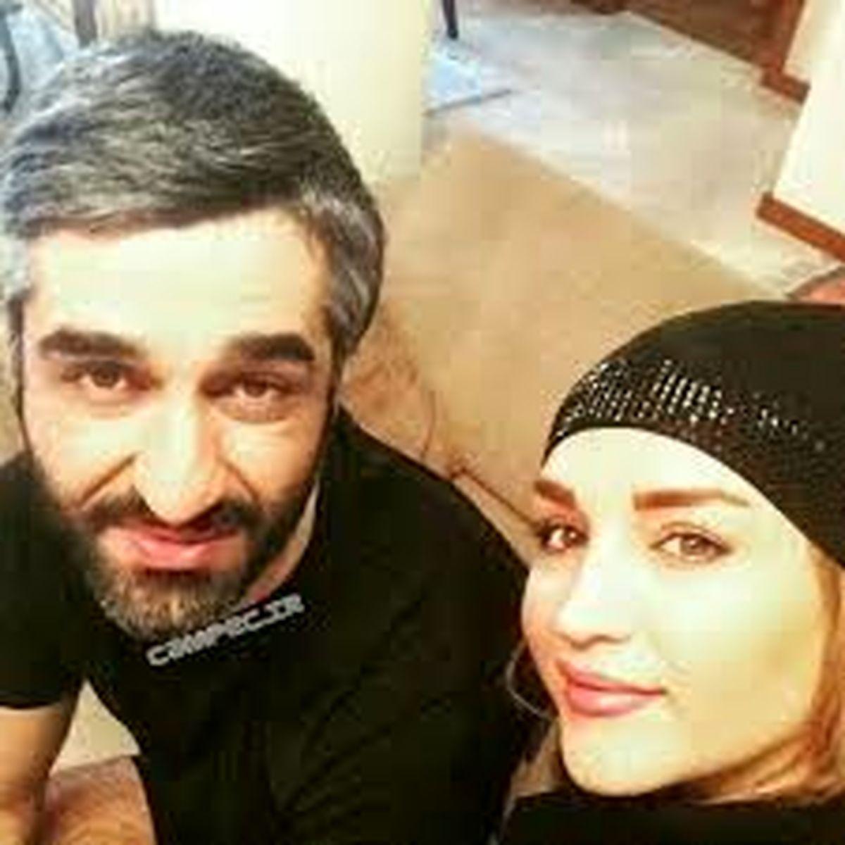عکس بی حجاب همسر مهران غفوریان و خواهر پژمان جمشیدی جنجالی شد + عکس