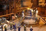مجتمع صنعتی اسفراین با تولید ۷۸ هزار تن قطعات فولادی، رکورد زد