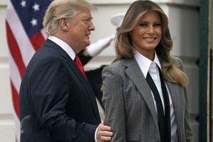 بلایی که کاربران ایرانی بر سر صفحه همسر ترامپ آوردند +  عکس
